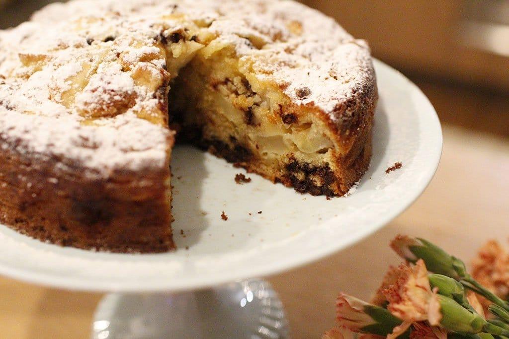 Ricette dolci mele e cioccolato ricette casalinghe popolari for Ricette italiane dolci