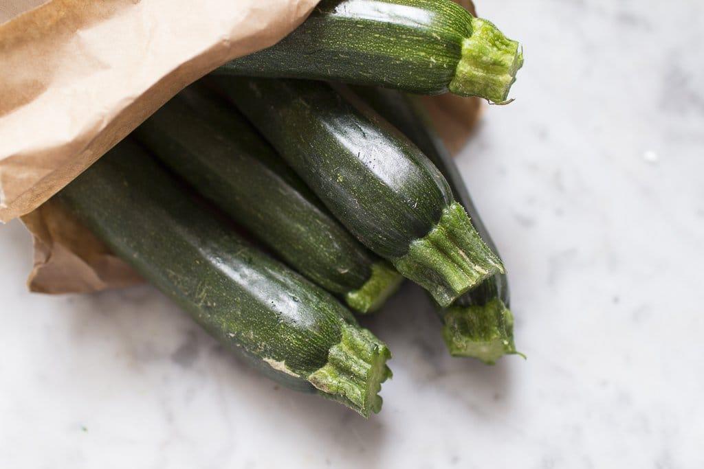 5 modi per cucinare le zucchine the bluebird kitchen for Cucinare le zucchine