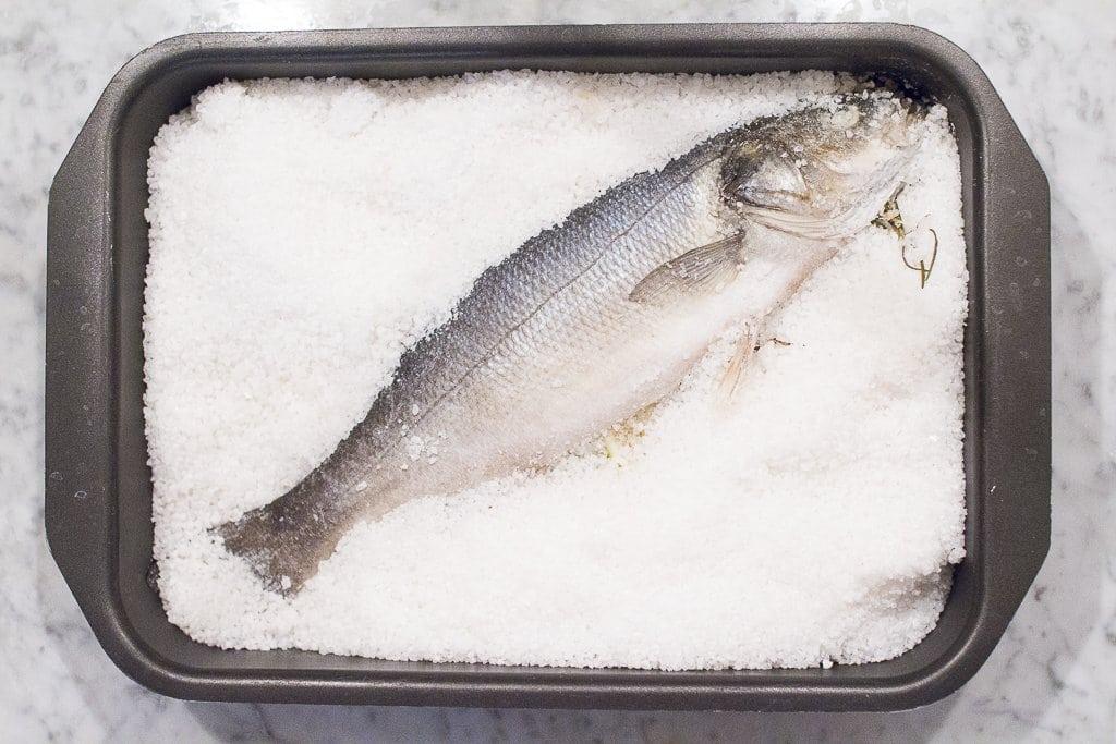 Cucinare il pesce the bluebird kitchen ricette - Consigli per cucinare ...