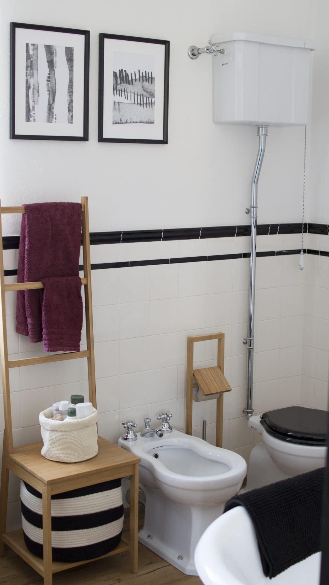 5 modi per dare nuova vita al proprio bagno the - Quadri per il bagno ...