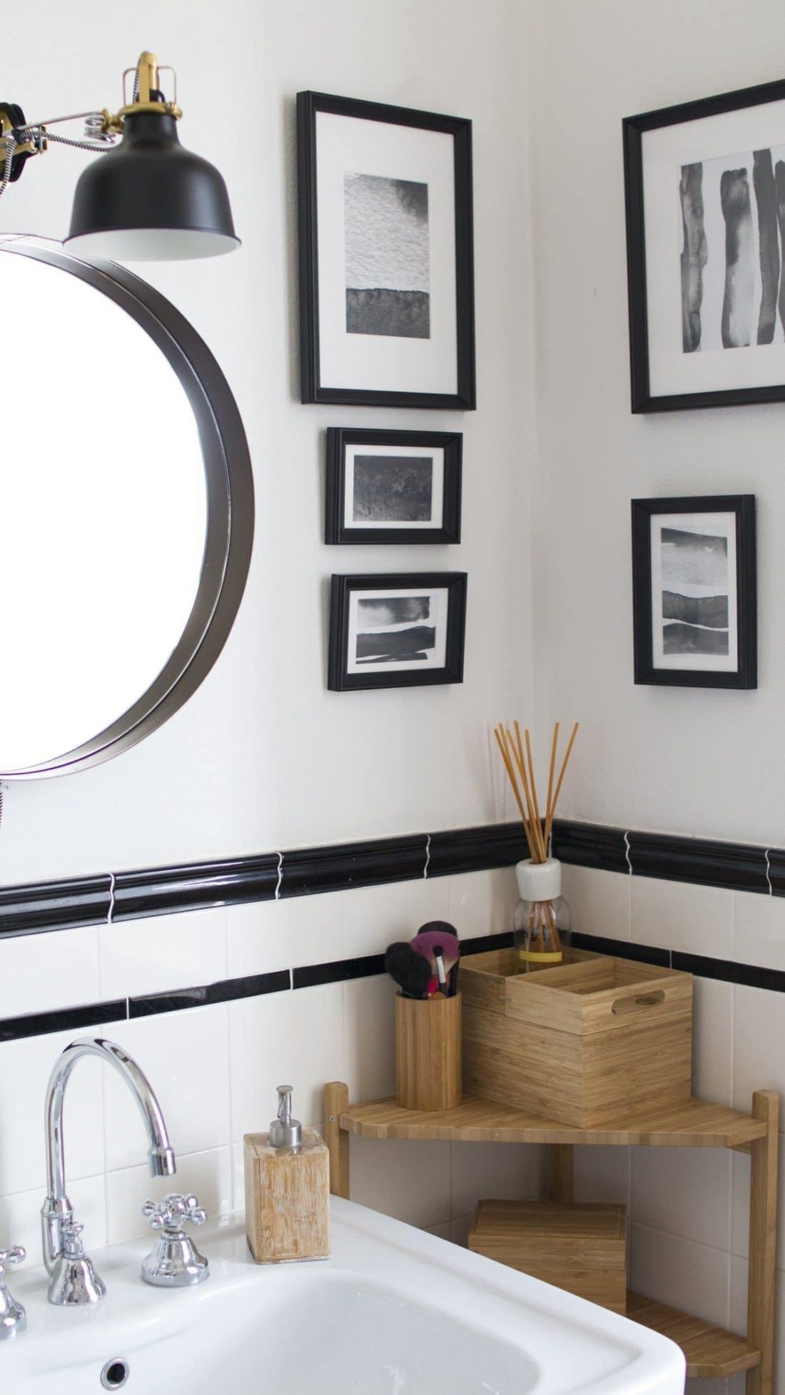 5 modi per dare nuova vita al proprio bagno - | The Bluebird Kitchen ...
