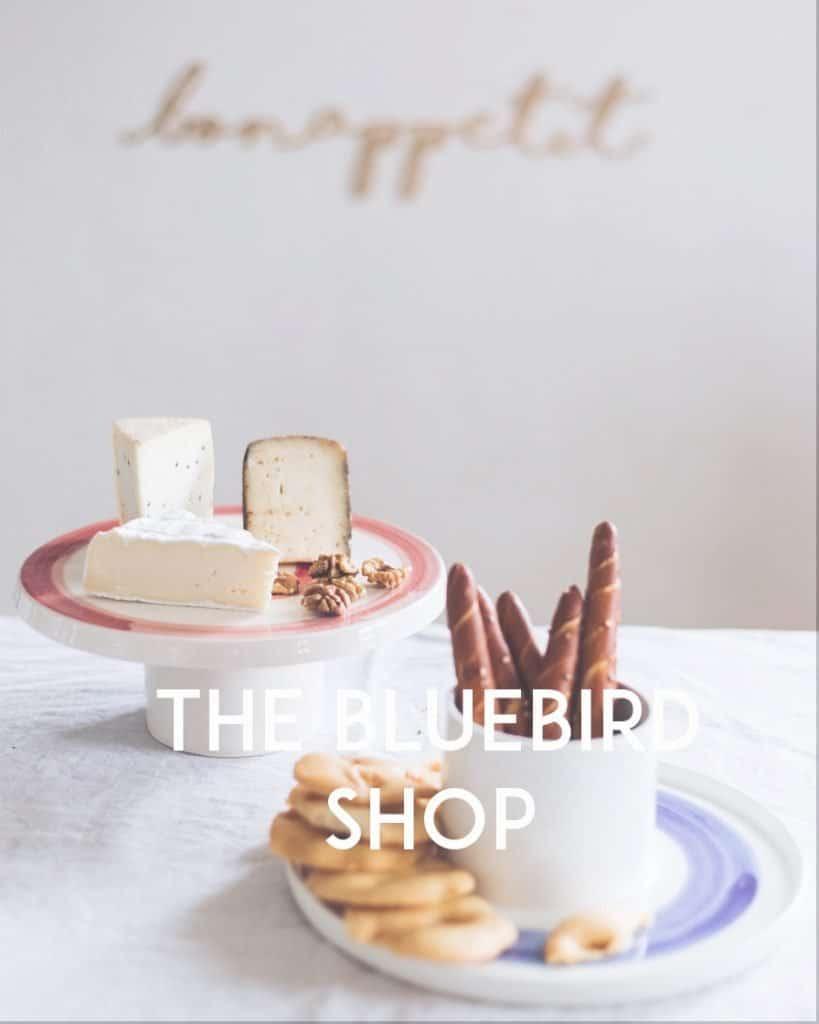 the bluebird shop