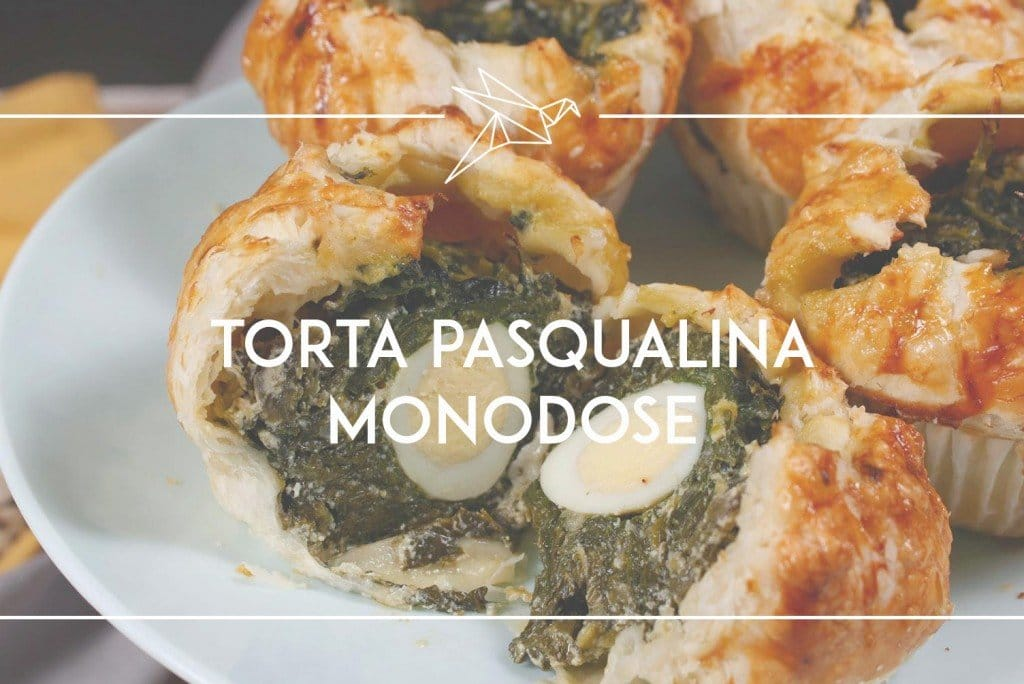 torta pasqualina monodose