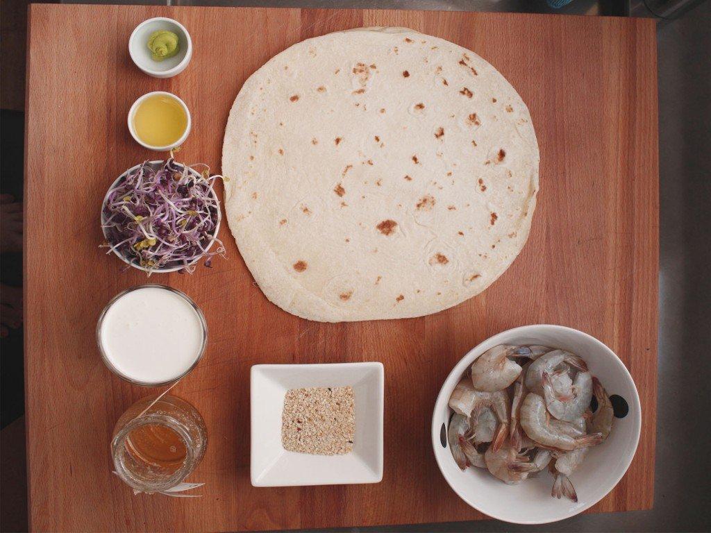 Tacos di piadina
