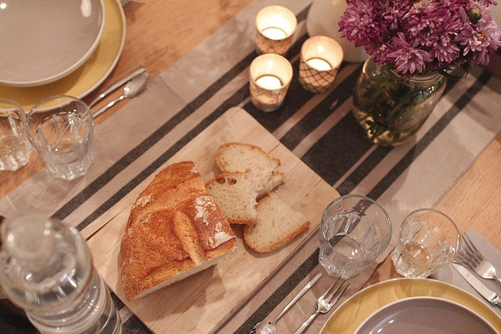 Menù per una cena tra amiche pronto in 1 ora