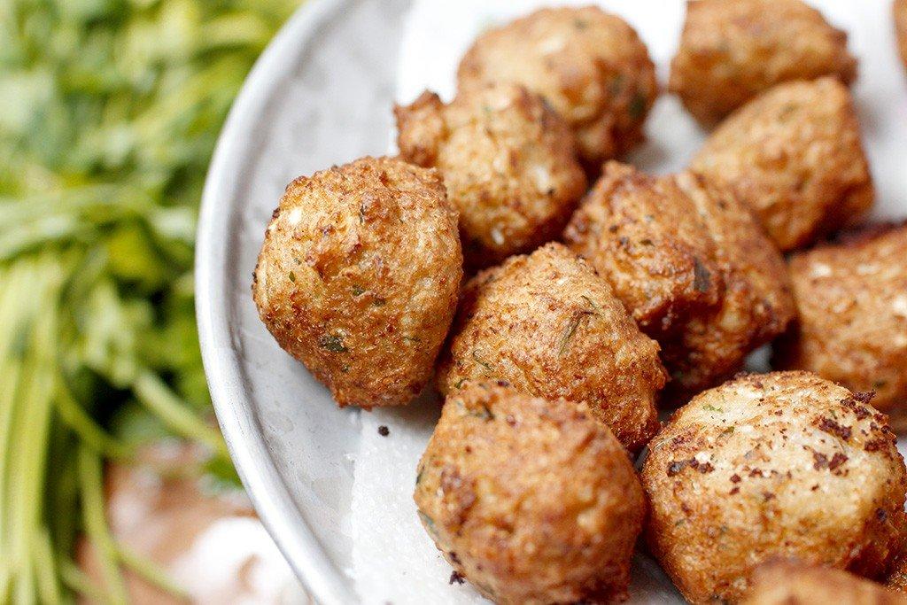 falafel di cavolfiore