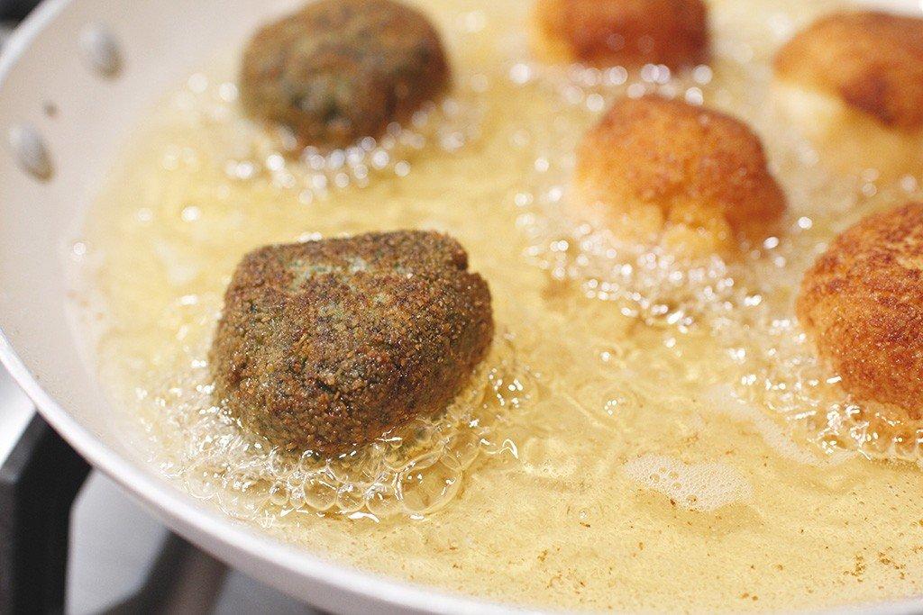 crocchette di patata