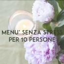 MENU SENZA STRESS