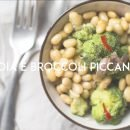 soia e broccoli