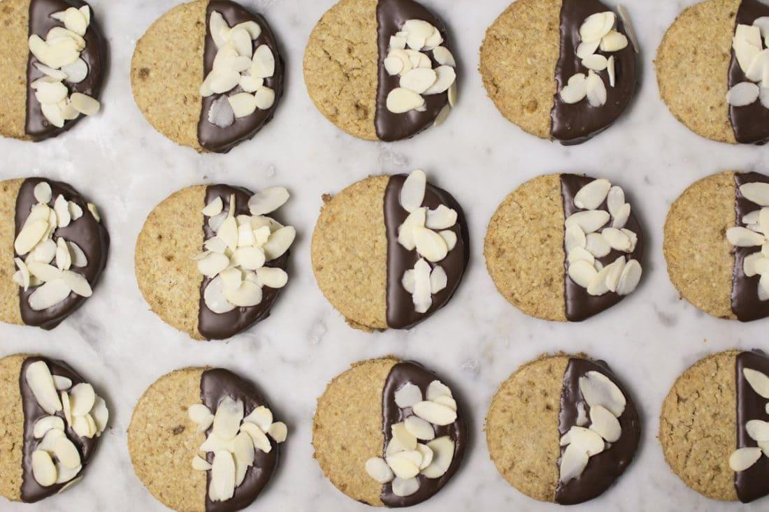 biscotti integrali alle mandorle
