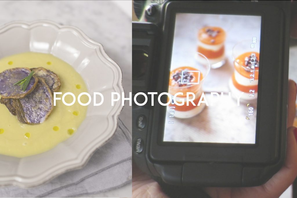 guida food photography