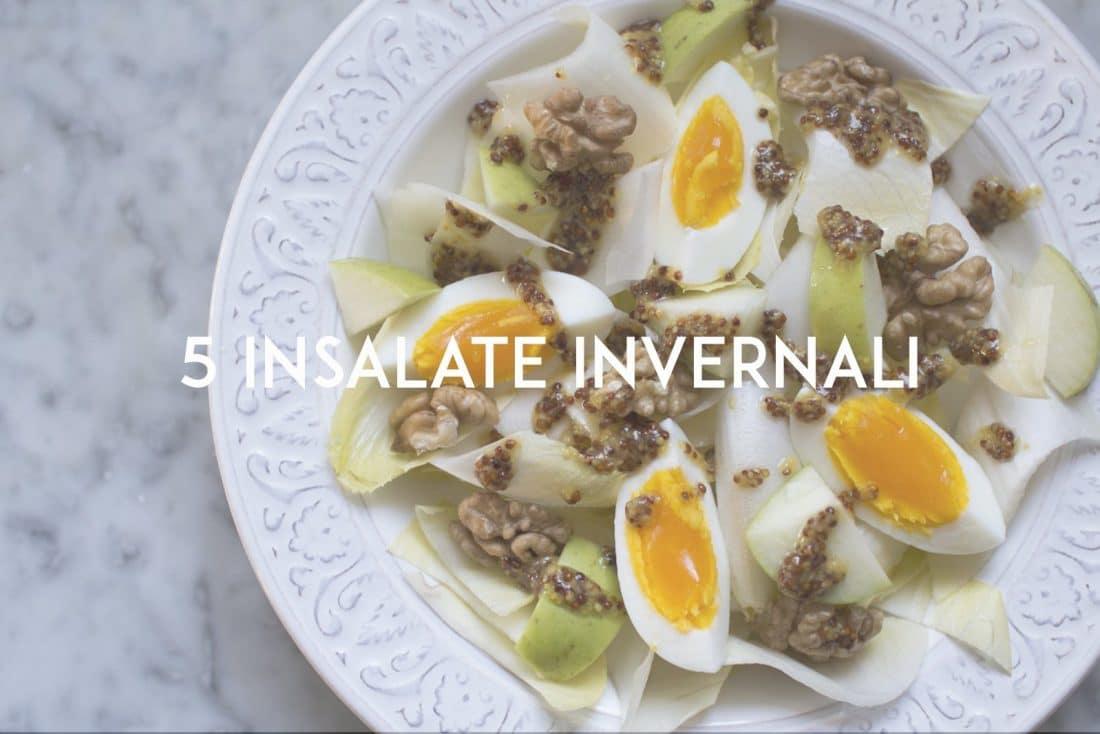 insalate invernali
