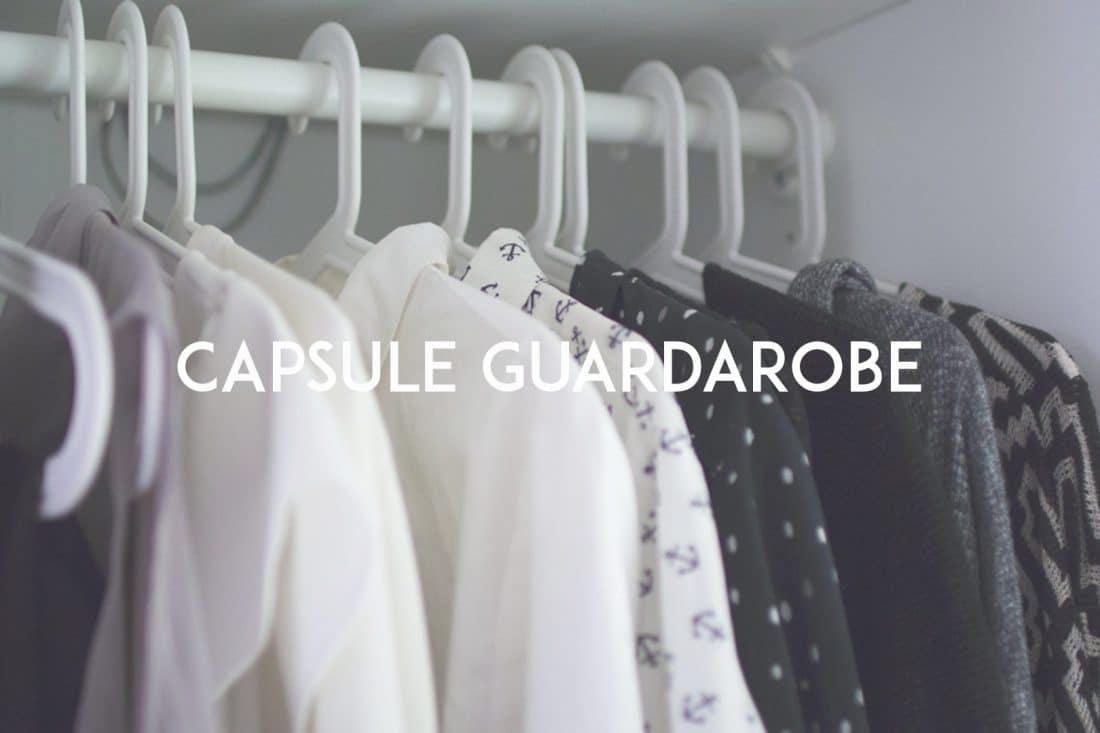 capsule guardarobe