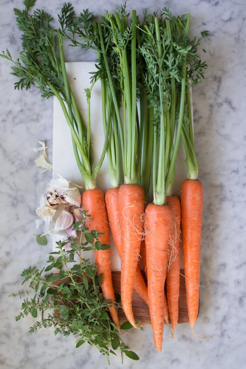 carote al forno