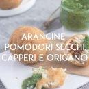 arancine pomodori secchi