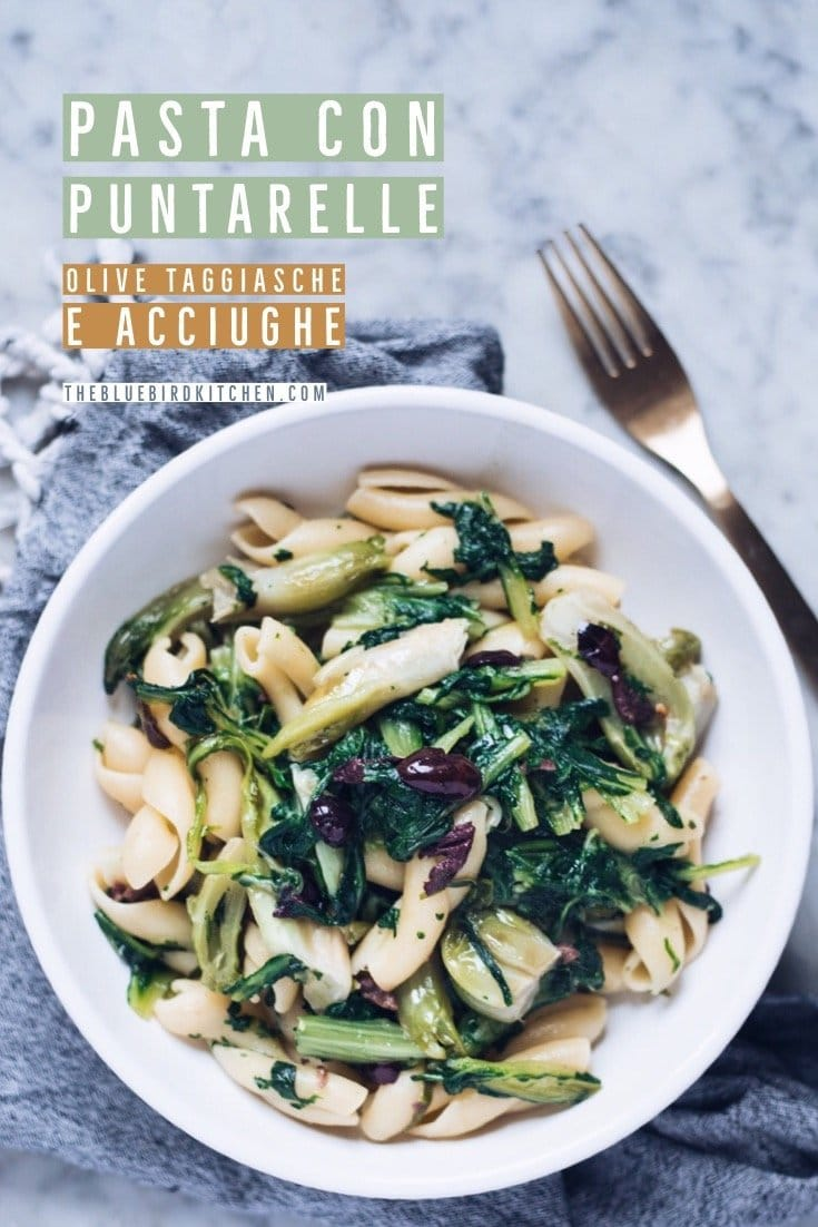 FGiovannini_The Bluebird Kitchen_pasta_con_puntarelle