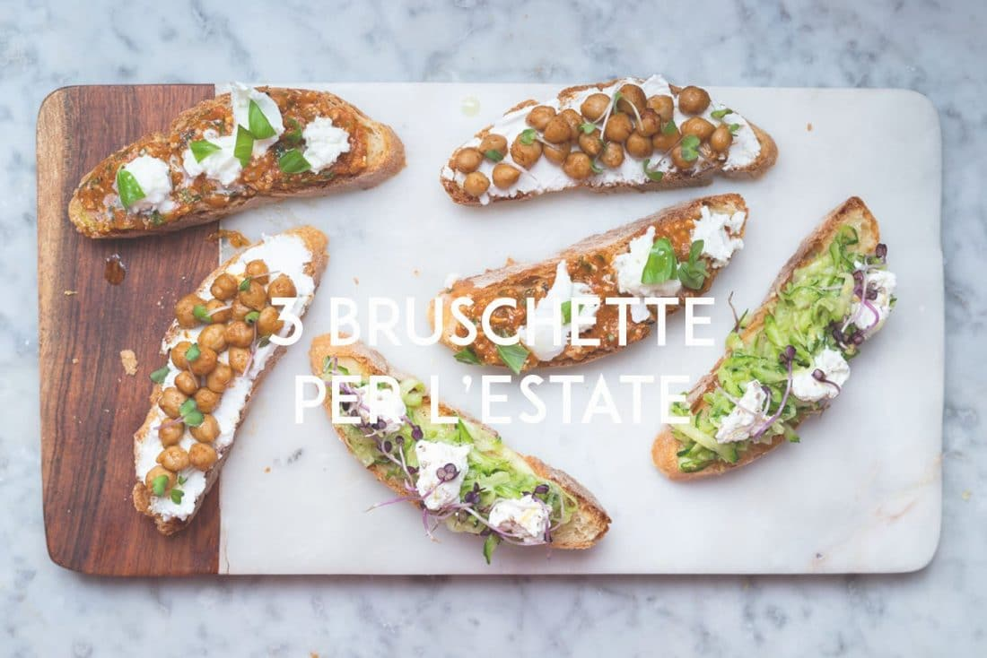bruschette