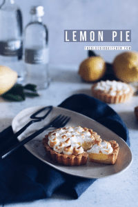 torta al limone, lemon pie