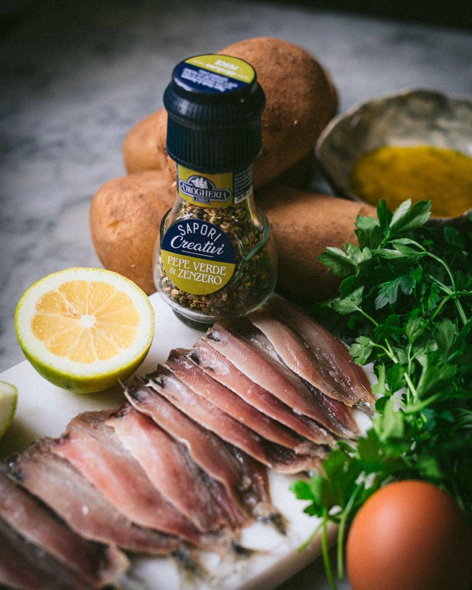 Insalata di patate_ ingredienti